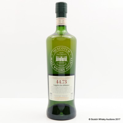 SMWS 44.73 Craigellachie 1990 25 Year Old