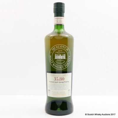 SMWS 35.80 Glen Moray 1991 21 Year Old