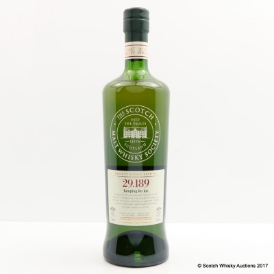 SMWS 29.189 Laphroaig 1995 21 Year Old