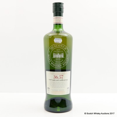 SMWS 36.57 Benrinnes 1989 23 Year Old 75cl
