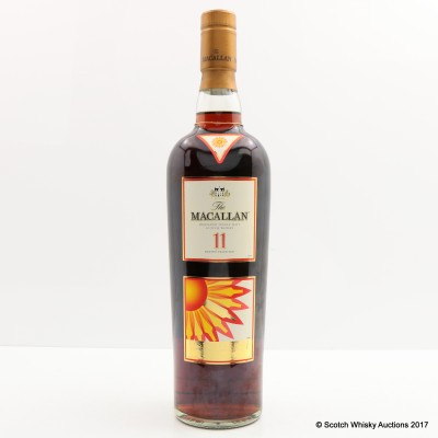 Macallan 11 Year Old Easter Elchies Seasonal Selection