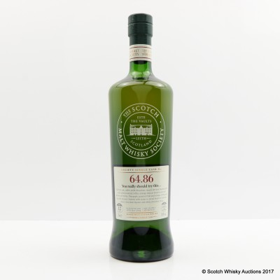 SMWS 64.86 Mannochmore 2004 12 Year Old