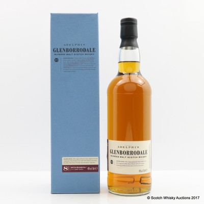 Adelphi's Glenborrodale 8 Year Old Batch #1