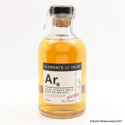 Elements Of Islay Ar6 50cl