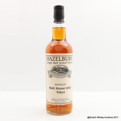 Hazelburn Bottled For Malt House Tokyo