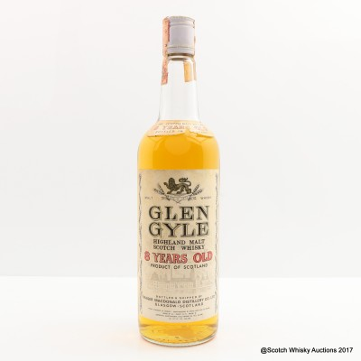 Glen Gyle 8 Year Old 75cl