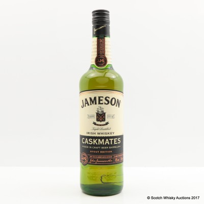 Jameson Cask Mates Stout Edition