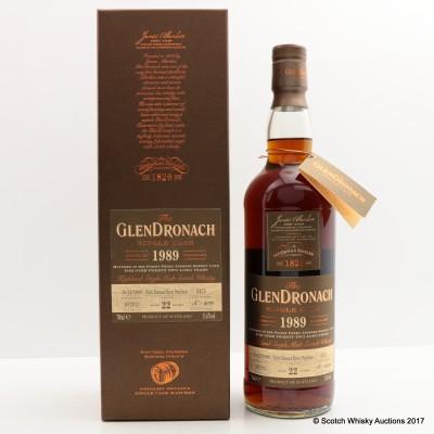 GlenDronach 1989 22 Year Old Single Cask #5475