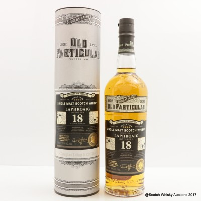 Laphroaig 1998 18 Year Old Old Particular Queen Of The Hebrides