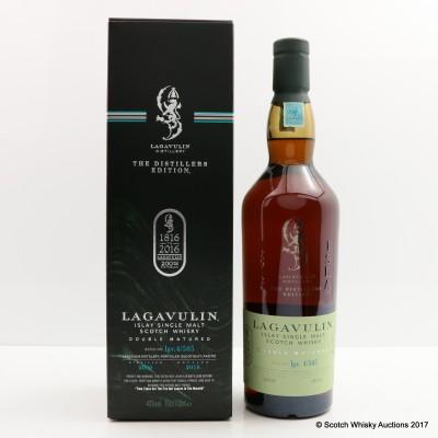 Lagavulin Distillers Edition 2000