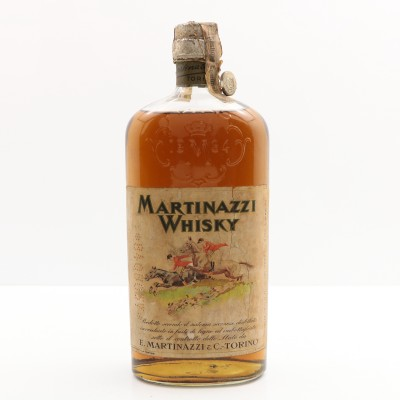 Martinazzi Torino Whisky 75cl