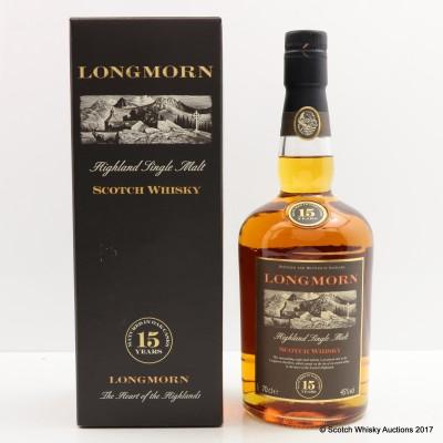 Longmorn 15 Year Old