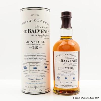 Balvenie 12 Year Old Signature Batch #5