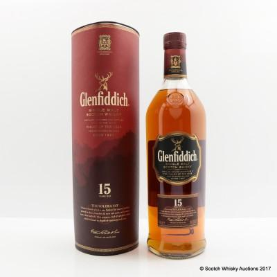 Glenfiddich 15 Year Old 1L