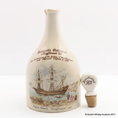 Bruichladdich Mayflower 1980 Samaroli Collection 75cl