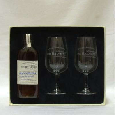 Balvenie Craftsman's Reserve The Cooper Tasting Pack