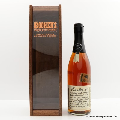 Booker's 7 Year Old Small Batch 75cl