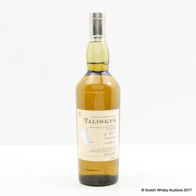 Talisker 25 Year Old 2004 Release 20cl