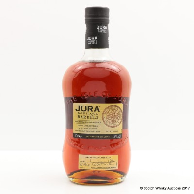 Jura 1995 Boutique Barrels Diurachs' Exclusive