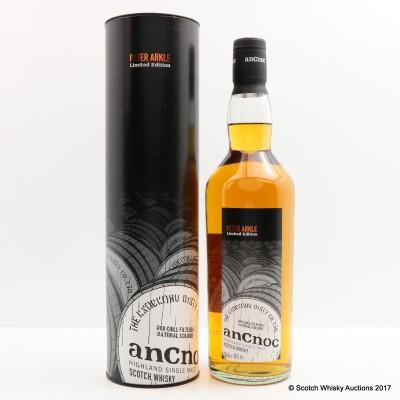 anCnoc Peter Arkle Limited Edition No.2 Casks