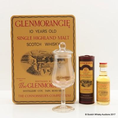 Glenmorangie 10 Year Old Mini 5cl & Tasting Glass In Tin