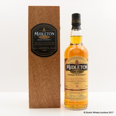 Midleton Very Rare 2014 Release