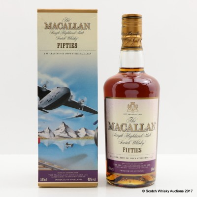 Macallan Decades Fifties 50cl