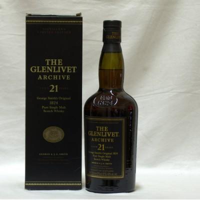 Glenlivet 21 Year Old Archive Distillers Edition