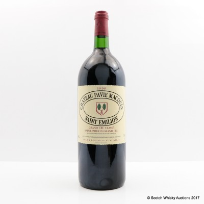 Chateau Pavie Macquin 1999 Saint Emilion Grand Cru Classe 1.5L
