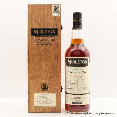 Midleton 1998 Single Cask
