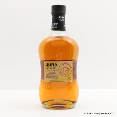 Jura 1995 Boutique Barrels
