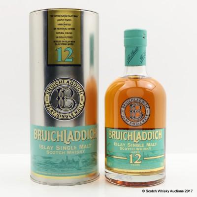 Bruichladdich 12 Year Old