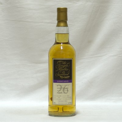Linlithgow 26 Year Old Single Malts of Scotland