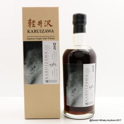 Karuizawa 1984 30 Year Old Cask #8838 Selected By Lu Maison Du Whisky