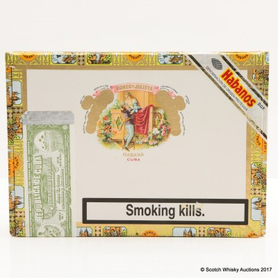 Romeo Y Julieta Petit Coronas Cuban Cigars x 24