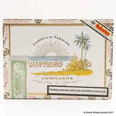 Quintero Y Hermano Petite Quintero Cuban Cigars x 24
