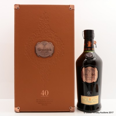 Glenfiddich 40 Year Old Rare Collection 11th Release