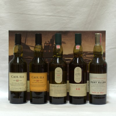 Islay Collection 5 X 20 cl