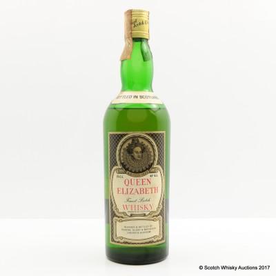 Queen Elizabeth Finest Scotch Whisky 75cl