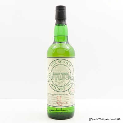 SMWS 3.124 Bowmore 1988 17 Year Old