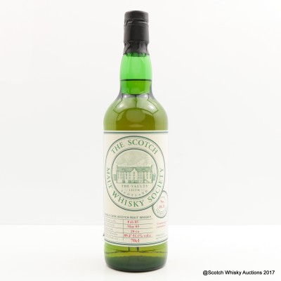 SMWS 18.21 Inchgower 1985 20 Year Old