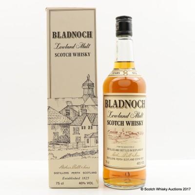 Bladnoch 8 Year Old 75cl