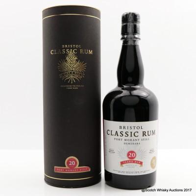 Port Morant 1982 20 Year Old Bristol Classic Rum