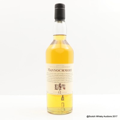 Flora & Fauna Mannochmore 12 Year Old