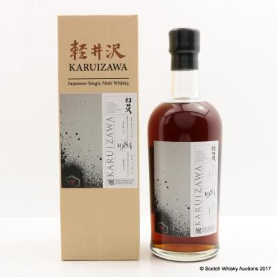 Karuizawa 1984 30 Year Old Cask #5410