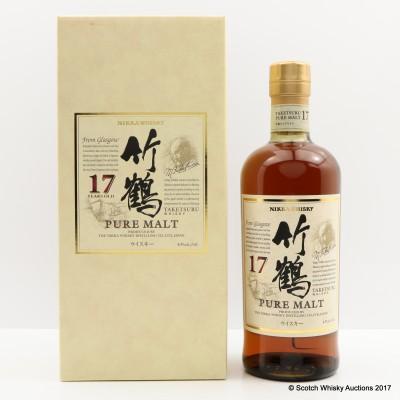 Nikka Taketsuru Pure Malt 17 Year Old