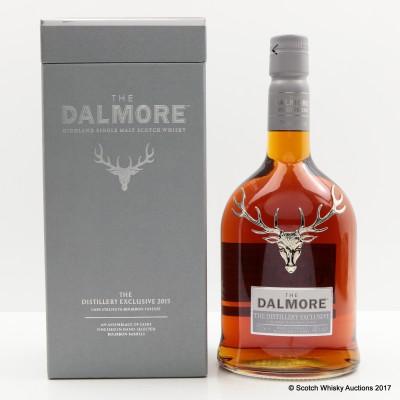 Dalmore Distillery Exclusive Bourbon Finesse