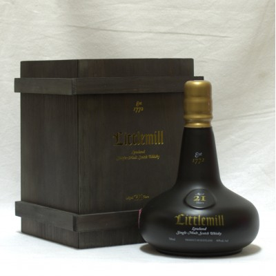 Littlemill 21 Year Old Boxed