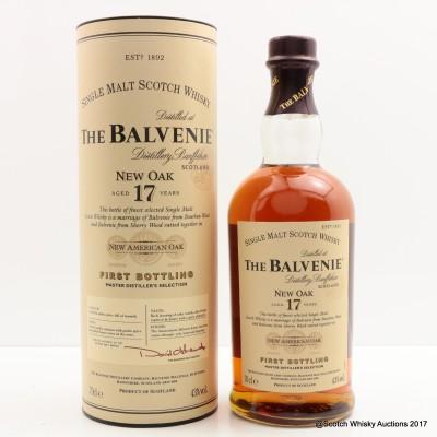Balvenie 17 Year Old New Oak First Bottling
