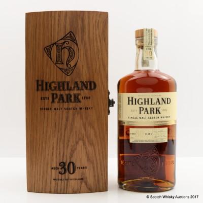 Highland Park 30 Year Old